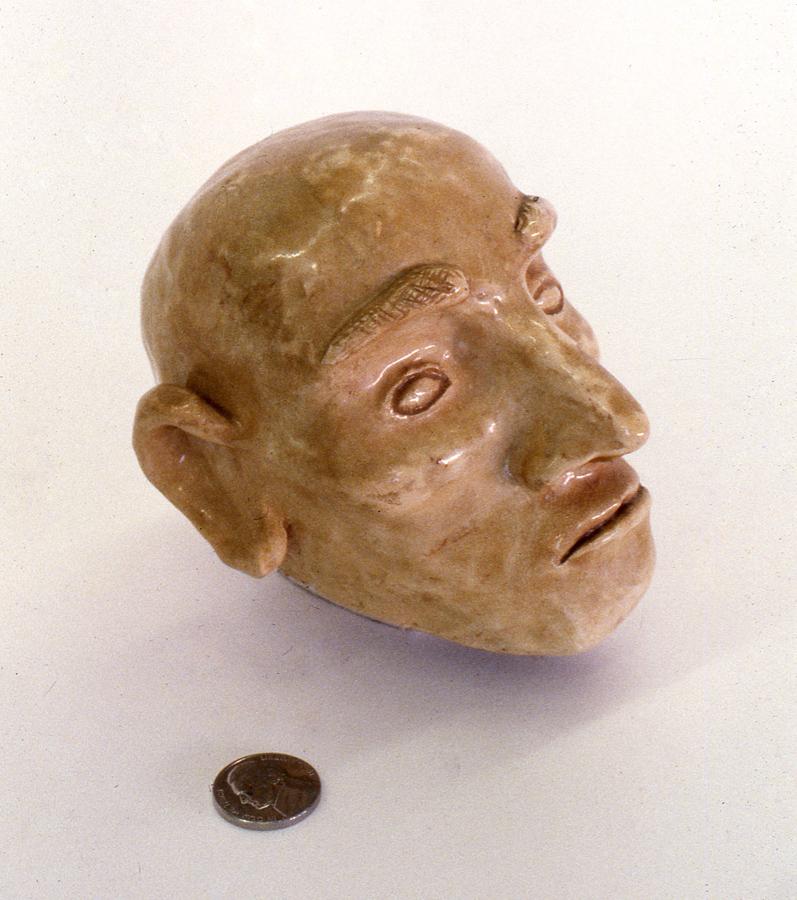 Ceramic Head 1959 or 1960; 4