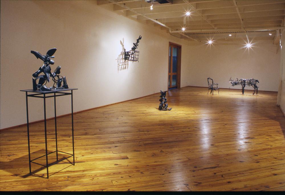 One Man Show, Finesilver Gallery, San Antonio, Texas, 1999