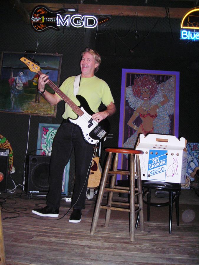 Gary Sweeney 2007  Hometown Artist's Rodeo