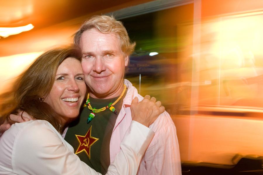 Gary and Janet Sweeney 2008, Hometown Artist's Rodeo
