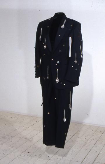Flatware Suit, 2001