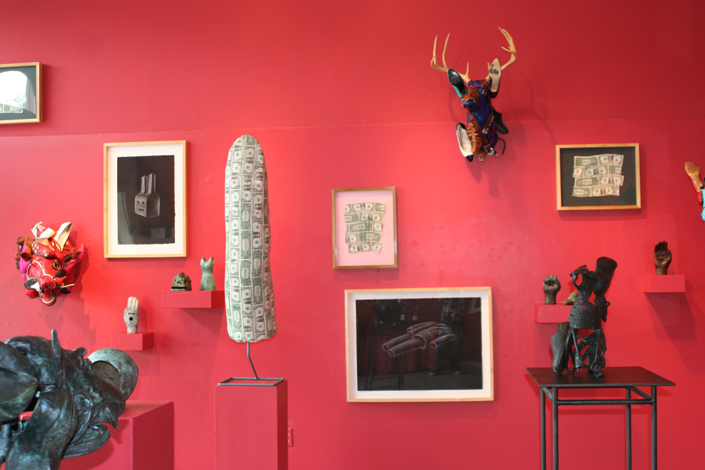 Ken Little, a One Person Exhibition at the Redbud Gallery, Houston, Texas, 2006