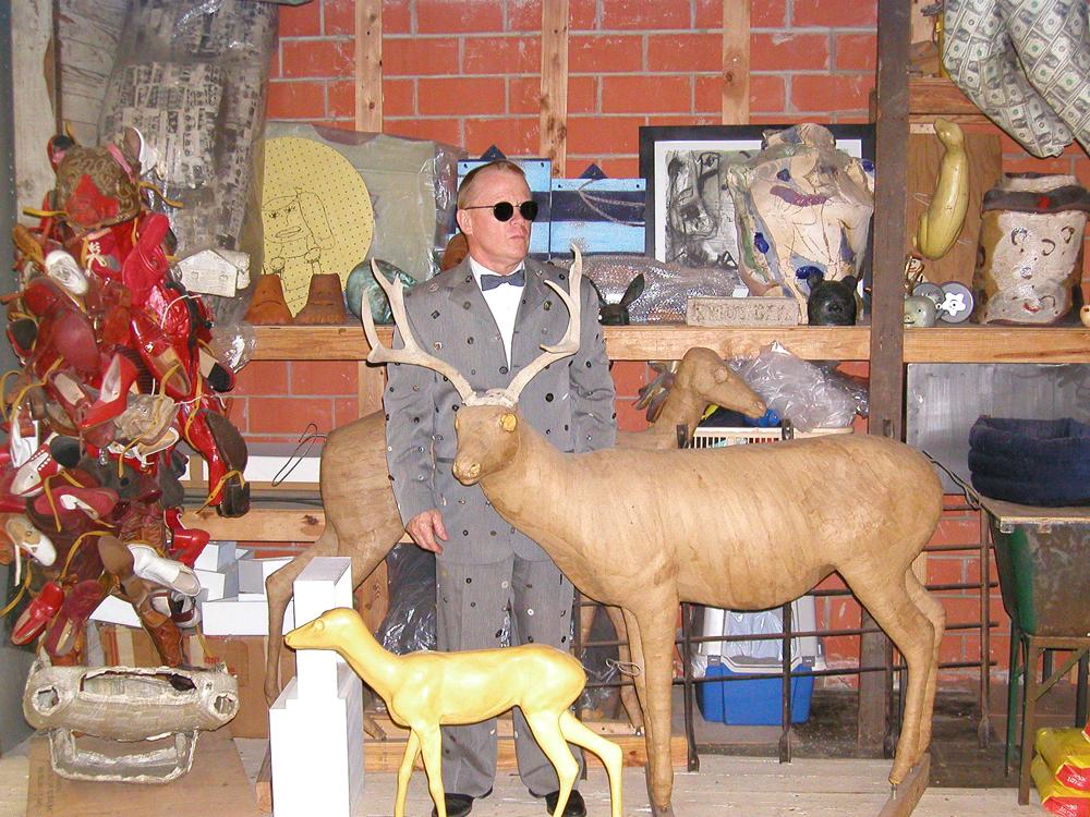 Rroseamarillo Studio 2002